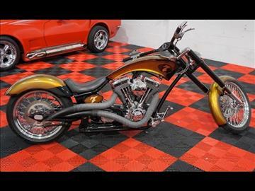 2008 Diablo Performance Pro Street Chopper