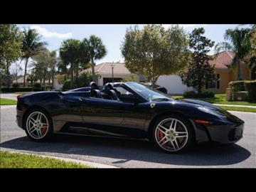 2008 Ferrari F430 Spider for sale in Fort Lauderdale, FL