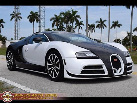 2008 Bugatti Veyron 16.4 for sale in Fort Lauderdale, FL
