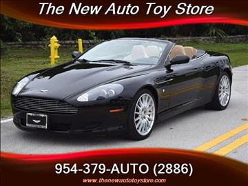 2006 Aston Martin DB9 for sale in Fort Lauderdale, FL