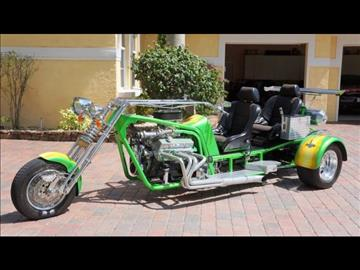 2003 Las Vegas Trikes Supercharged Cyclone
