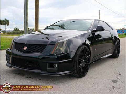 2013 Cadillac CTS-V for sale in Fort Lauderdale, FL