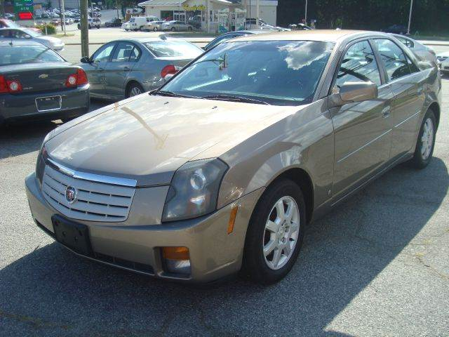 2006 cadillac cts for sale in north carolina for Modern motors thomasville nc