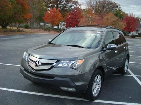 2007 Acura MDX for sale in Greensboro, NC