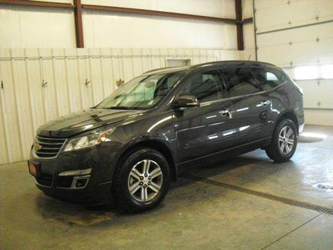 2015 Chevrolet Traverse for sale in Monte Vista, CO