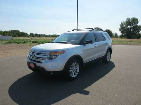 2013 Ford Explorer for sale in Monte Vista CO