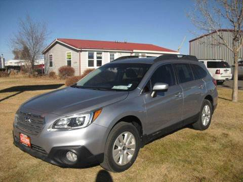 2015 Subaru Outback for sale in Monte Vista, CO