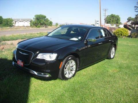 2016 Chrysler 300 for sale in Monte Vista, CO