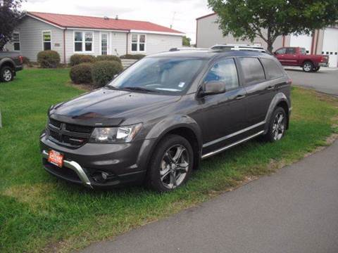 2016 Dodge Journey for sale in Monte Vista, CO