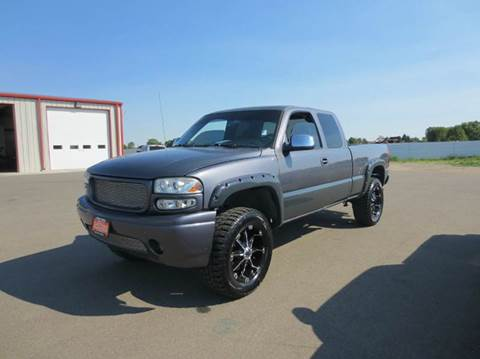 2006 GMC Sierra 1500 for sale in Monte Vista, CO