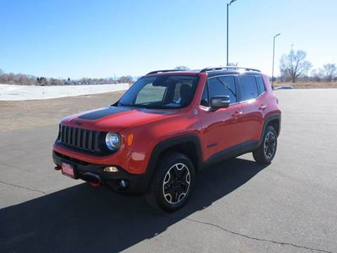 2016 Jeep Renegade for sale in Monte Vista, CO
