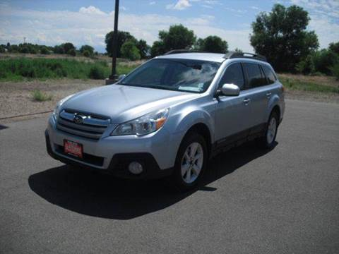 2014 Subaru Outback for sale in Monte Vista, CO