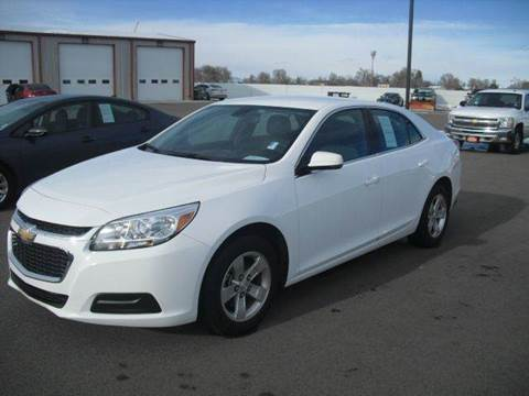 2016 Chevrolet Malibu Limited for sale in Monte Vista, CO