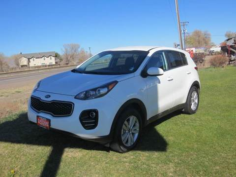 2017 Kia Sportage for sale in Monte Vista, CO
