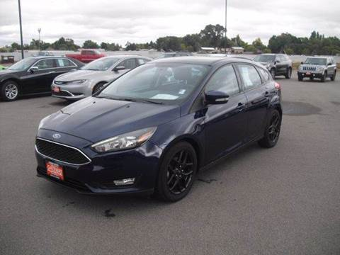 2016 Ford Focus for sale in Monte Vista, CO