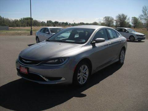 2015 Chrysler 200 for sale in Monte Vista, CO
