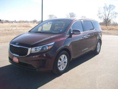 2016 Kia Sedona for sale in Monte Vista, CO