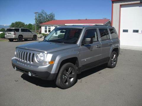 2015 Jeep Patriot for sale in Monte Vista, CO