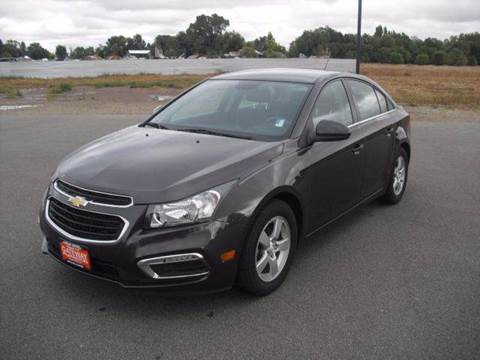 2016 Chevrolet Cruze Limited for sale in Monte Vista, CO