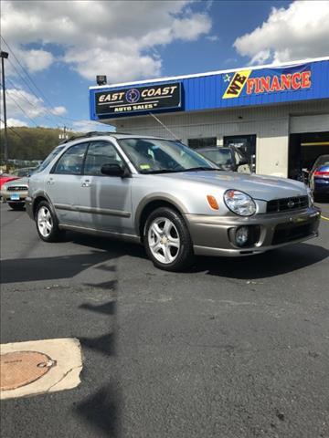 2002 Subaru Impreza for sale in Danbury, CT