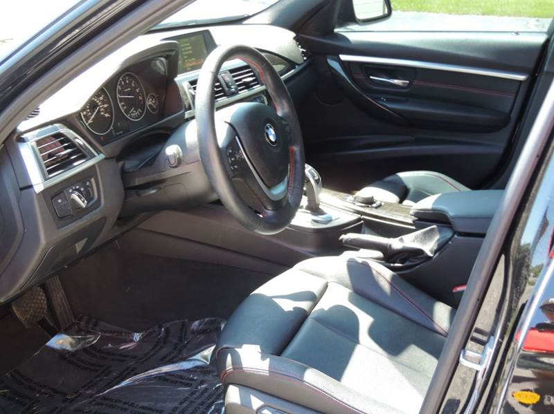 2016 BMW 3 Series 328i 4dr Sedan SULEV SA - Greenfield IN