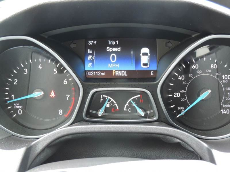 2017 Ford Focus SE 4dr Sedan - Greenfield IN