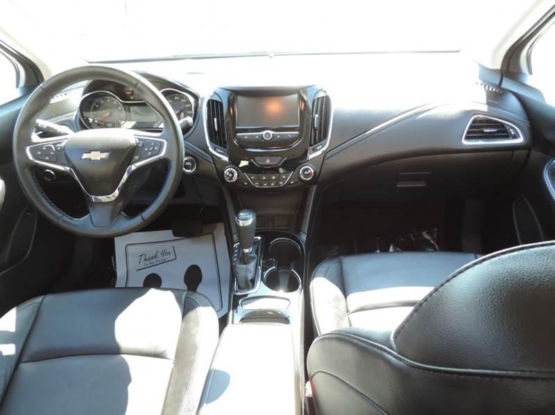 2017 Chevrolet Cruze Premier 4dr Sedan - Greenfield IN
