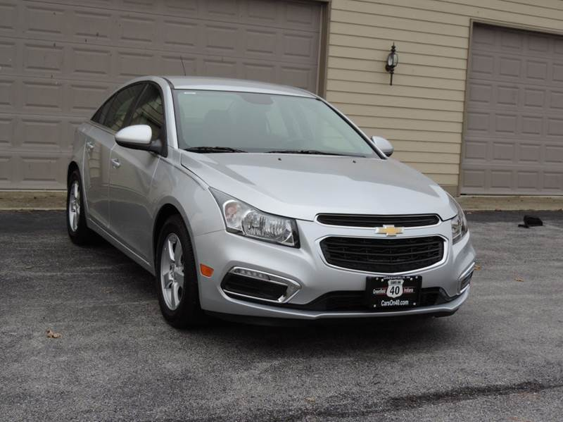 2016 Chevrolet Cruze Limited 1LT Auto 4dr Sedan w/1SD - Greenfield IN