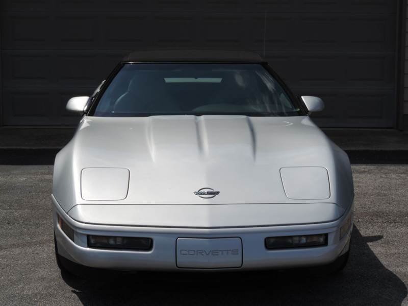 1996 Chevrolet Corvette Base 2dr Convertible - Greenfield IN