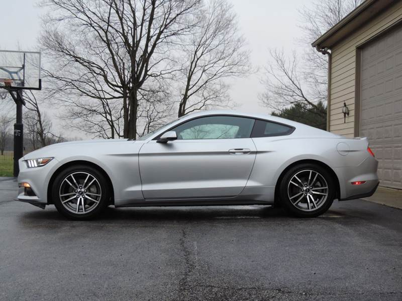 2017 Ford Mustang EcoBoost Premium 2dr Fastback - Greenfield IN