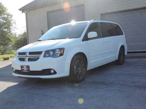 2017 Dodge Grand Caravan for sale in Greenfield, IN