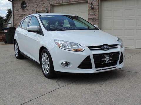 2012 Ford Focus for sale in Greenfield, IN