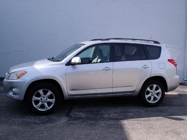 2009 Toyota RAV4 for sale in HILLSBORO KS