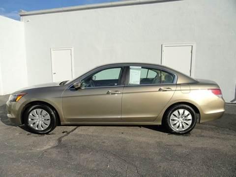 2010 Honda Accord for sale in Hillsboro, KS