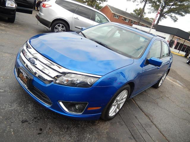 used 2011 ford fusion sel 4dr in norfolk va at beach auto brokers norfolk virginia. Black Bedroom Furniture Sets. Home Design Ideas