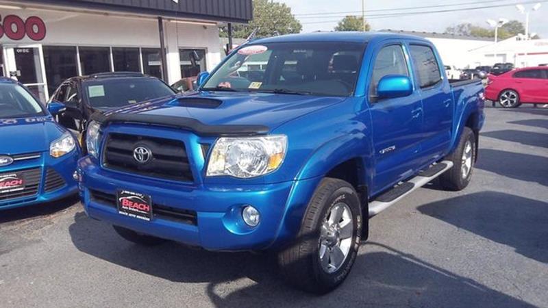 Silver Toyota Tacoma For Sale In Virginia Beach Va Autos Post