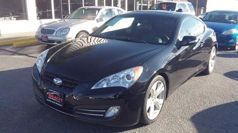 2011 Hyundai Genesis Coupe for sale in Norfolk, VA
