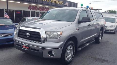 used 2007 toyota tundra for sale in virginia. Black Bedroom Furniture Sets. Home Design Ideas