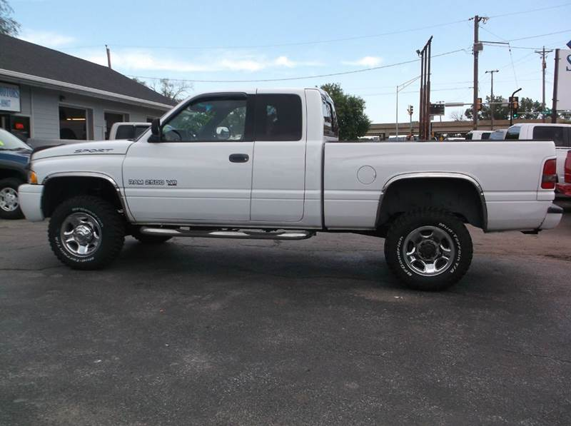 1999 Dodge Ram Pickup 2500 4dr Laramie Slt 4wd Extended Cab Sb In Council Bluffs Ia Steffes Motors