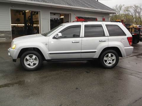 2007 Jeep Grand Cherokee for sale in Council Bluffs, IA