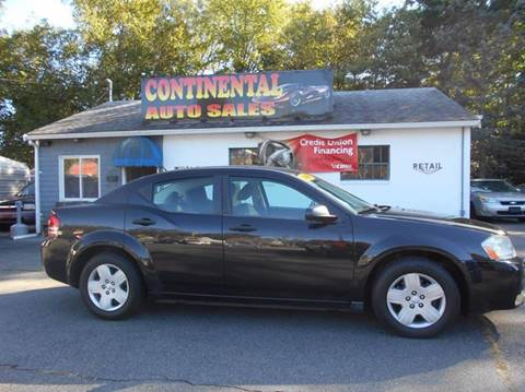 2008 Dodge Avenger for sale in Seekonk, MA