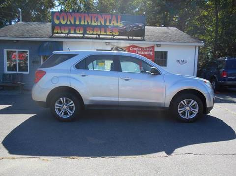 2010 Chevrolet Equinox for sale in Seekonk, MA