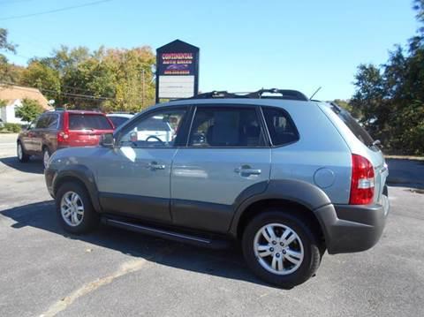 2008 Hyundai Tucson for sale in Seekonk, MA