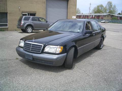 1996 Mercedes-Benz S-Class for sale in Euclid, OH