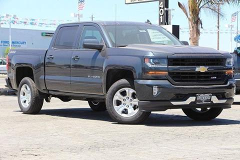 2017 Chevrolet Silverado 1500 for sale in Hollister, CA