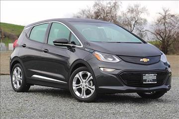 2017 Chevrolet Bolt EV for sale in Hollister, CA