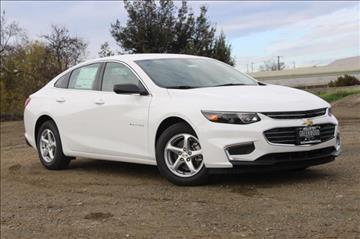 2017 Chevrolet Malibu for sale in Hollister, CA