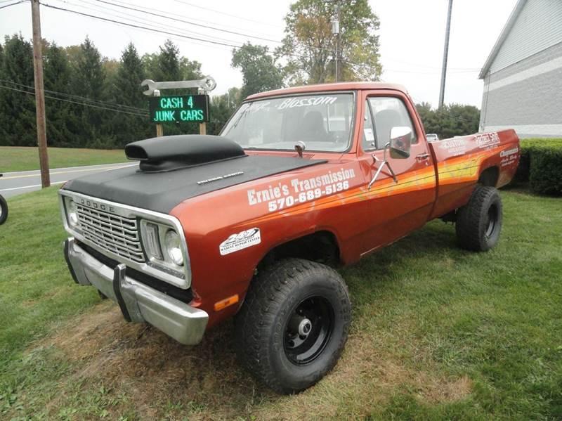 1983 Dodge RAM 150