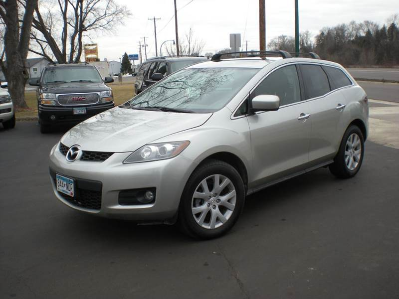 2007 Mazda Cx 7 Awd Grand Touring 4dr Suv In Crystal Mn