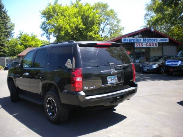 2008 Chevrolet Tahoe 4x4 Lt 4dr Suv In Crystal Mn